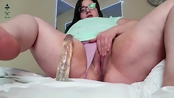 Squirt Toys Cremig Ebenholz Squirt Queen